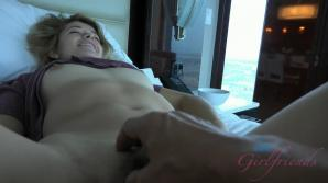 The creampie goes in deep